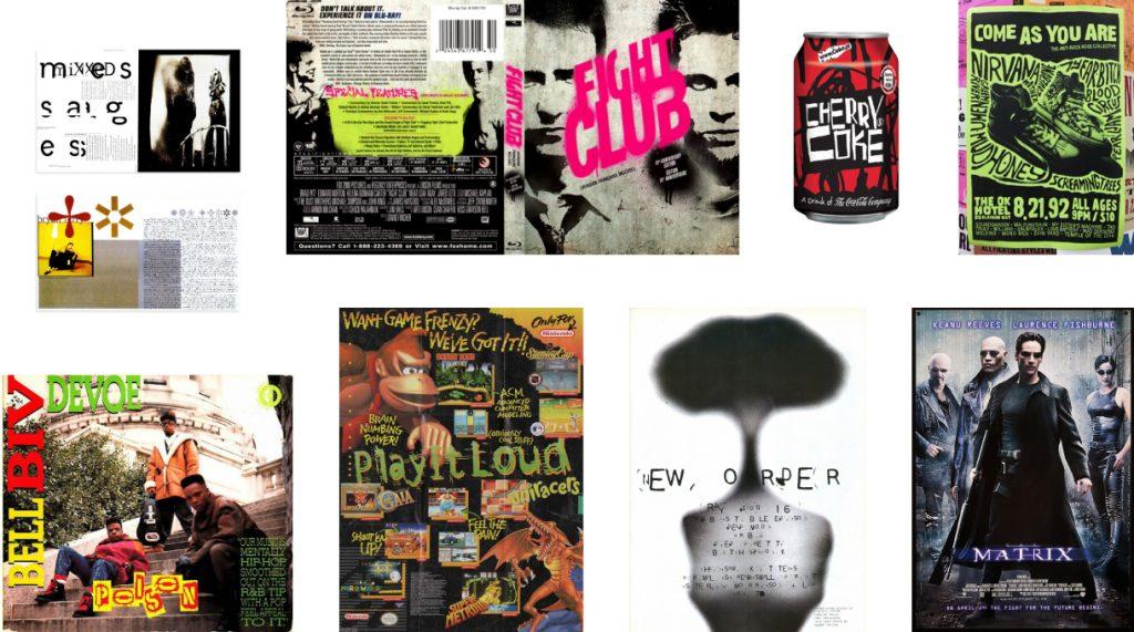 90s Grunge Design